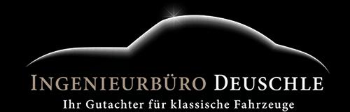 Ingenieurbüro Deuschle - Ihr Gutachter für klassische Fahrzeuge
